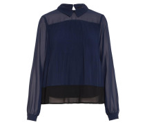 Bluse nachtblau