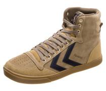 Sneaker braun / hellbraun