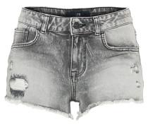 Denim Shorts 'Pamela' grey denim