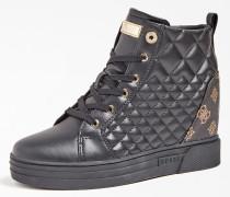 Sneaker 'Fayne' braun / schwarz