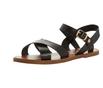 Sandale 'lavell' schwarz