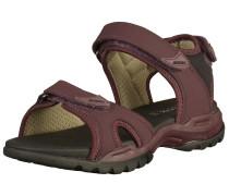 Sandalen rotviolett