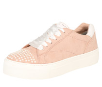Sneaker Low rosé