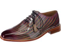 Nicolas 1 Business-Schnürschuhe mischfarben