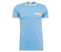T-Shirt 'Arigento' royalblau