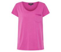 Shirt 'Columbine' lila