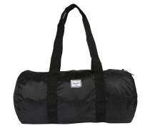 Duffle-Tasche schwarz