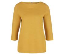 Sweatshirt senf