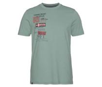 T-Shirt hellgrün