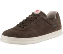 Sneakers dunkelbeige