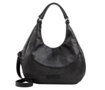 Handtasche 'Natalie' schwarz