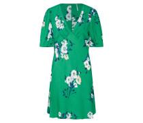 Kleid 'Neon Garden Mini' grün