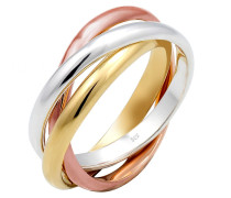 Ring 'Wickelring' gold / rosegold / silber