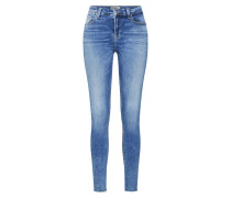 Jeans 'amy' blue denim