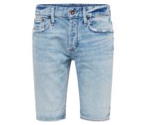 Jeansshorts 'razor' blue denim