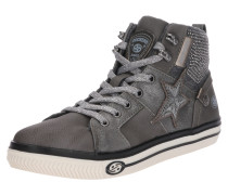 Sneaker High dunkelgrau