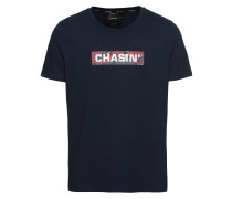 T-Shirt 'box' navy