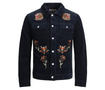Statement Jacke navy