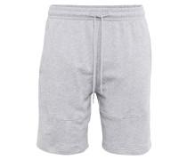 Sweatpants 'Terry Shorts' grau