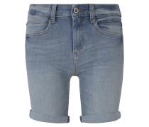 Jeans-Shorts 'Alexa' blue denim