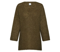 Pullover 'ines Ls2' oliv