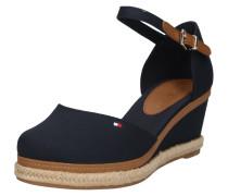 Sandalette 'iconic Elba' dunkelblau