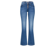 Jeans 'jdyjona Flare REG BUT FLY LB DNM Noos'