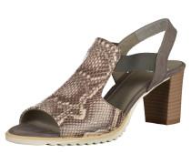 Sandalen braun / grau