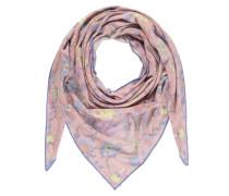 Schal mischfarben / pink