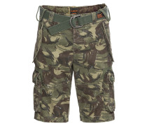 Hose 'core Cargo Heavy Short' khaki