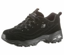 Sneaker 'Litis' grau / schwarzmeliert