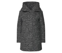 Mantel dunkelgrau