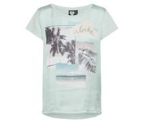 T-Shirt 'summer Bay' mint