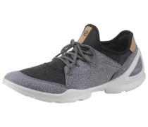 Sneaker anthrazit / silbergrau