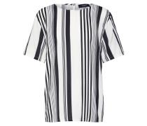 Shirt 'isabel' schwarz / weiß