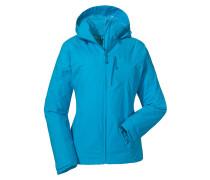 Jacke 'ZipIn! Jacket Skopje1' himmelblau