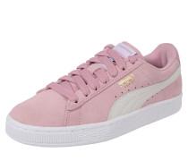 Sneaker 'Suede Classic' rosa / weiß