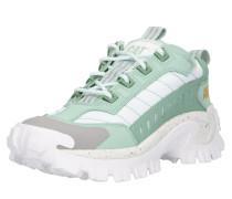 Sneaker 'Intruder Lea' mint / weiß