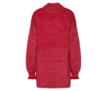 Pullover 'Sadie o-neck' rot