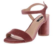 Sandale 'Balsa' rosé