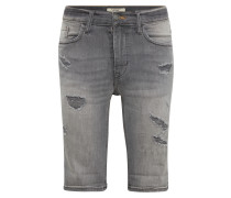 Jeansshorts grey denim