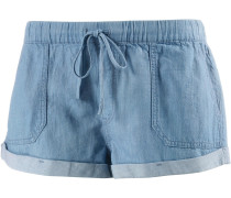'sunday Strut' Shorts hellblau