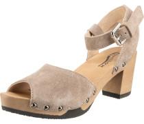 Witta Klassische Sandaletten beige