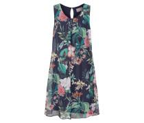 Kleid marine / mischfarben