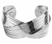 Armspange »im schlichten Design« silber