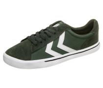 Sneaker 'Nile' grün / weiß