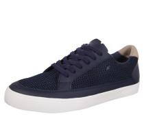 Sneaker in Mesh-Optik 'Deby' blau