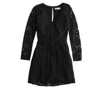 Kleid 'bts18-Nb Lace Dress' schwarz