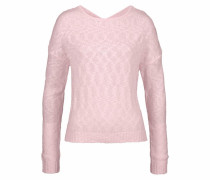 Strandpullover rosa