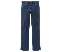 Stretch-Jeans 'Durable' blue denim